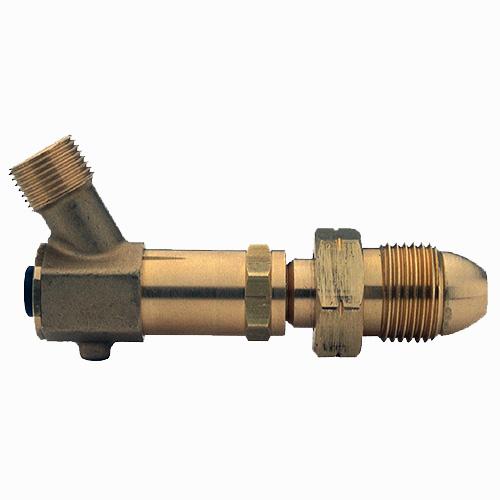 Sievert 4 Bar Adjustable High Pressure Regulator
