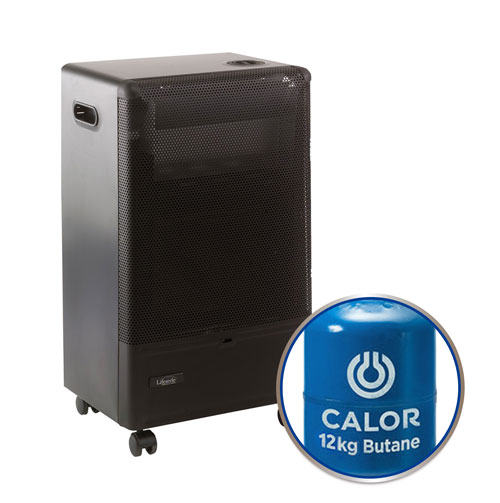 Blue Flame Cabinet Heater Package