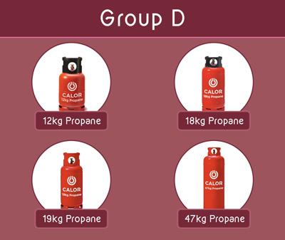 Cylinder class Group D