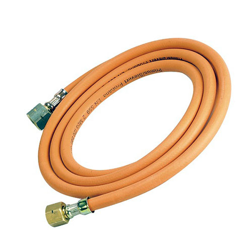 Sievert 2 & 5m Fitted Hose